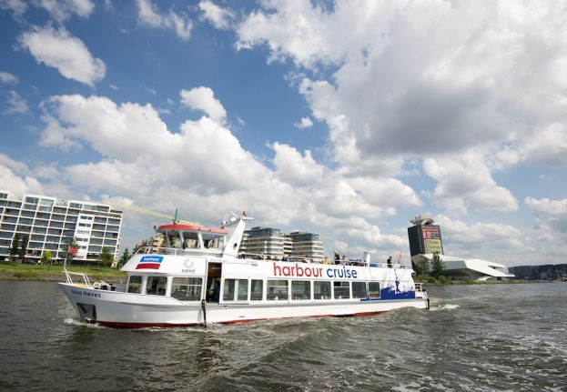 Amsterdam harbour cruise