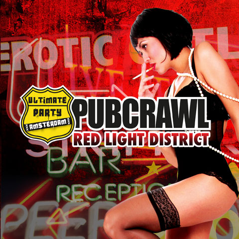 Pubcrawls Red Light District